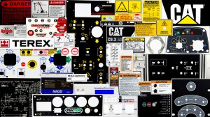 Safety Labels and Custom Decals