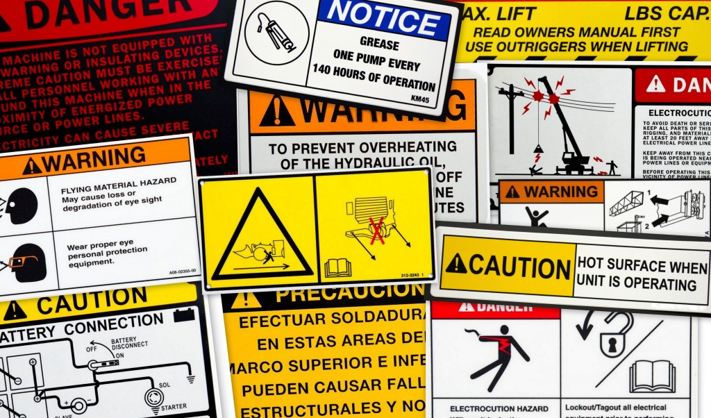 Lowering Manufacturing Risk with an Effective Safety Label
