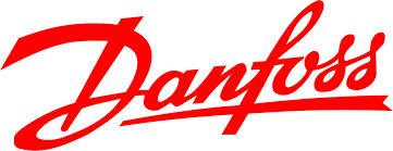 Danfoss electronic equipment decals