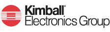 Kimball electronic equipment nameplates
