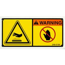 industrial site safety signs